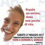 donazione sangue 2017