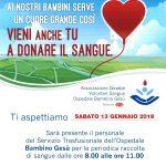 Donazione Sangue 2018